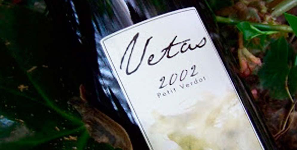 Vetas Petit Verdot 2002