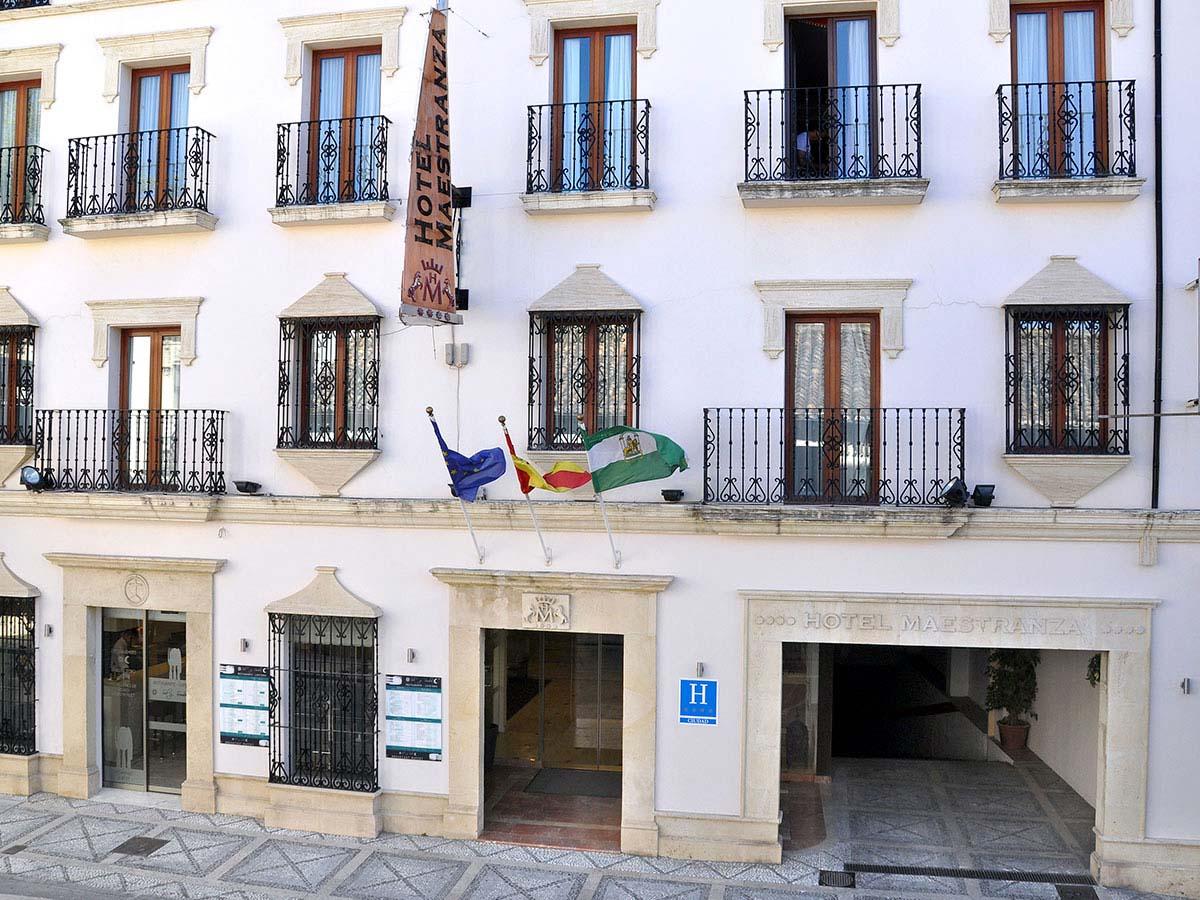 Hotel Maestranza 4****