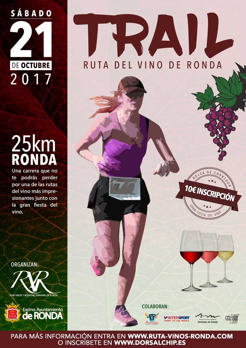 I Trail Ruta del Vino de Ronda
