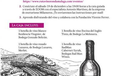 Brindis por la India: Cata Benéfica Fundación Vicente Ferrer.